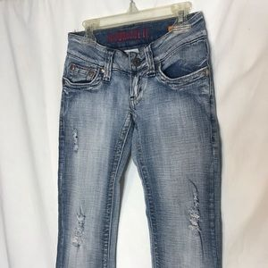 HYDRAULIC Flare Jeans 0
